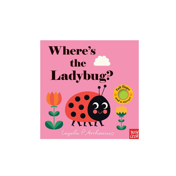 where's the ladybird?