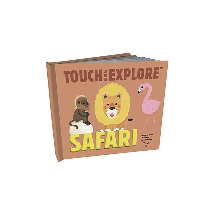 touch & explore Safari
